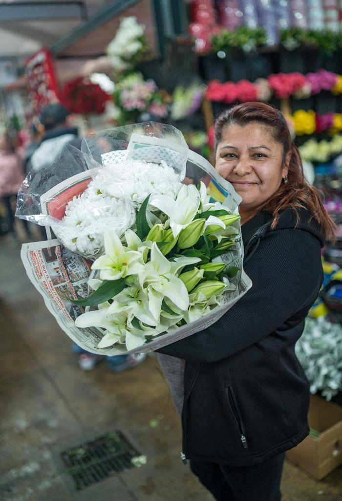 california flower mall